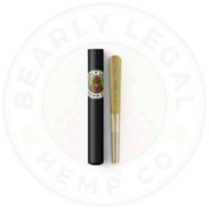 Bearly Legal Hemp Co Delta 8 THC Preroll Kief Joint - Single