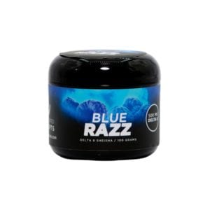 Concentrated Concepts Delta 8 THC Shisha - Blue Razz 500mg