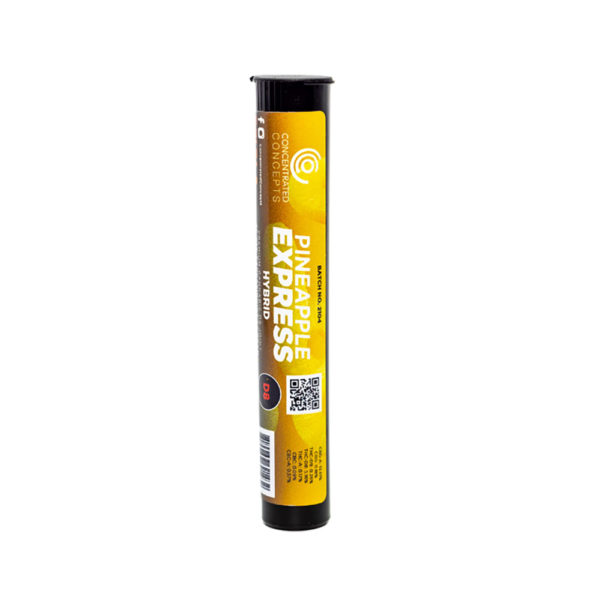 Concentrated Concepts Delta 8 THC Preroll - Pineapple Express 200mg