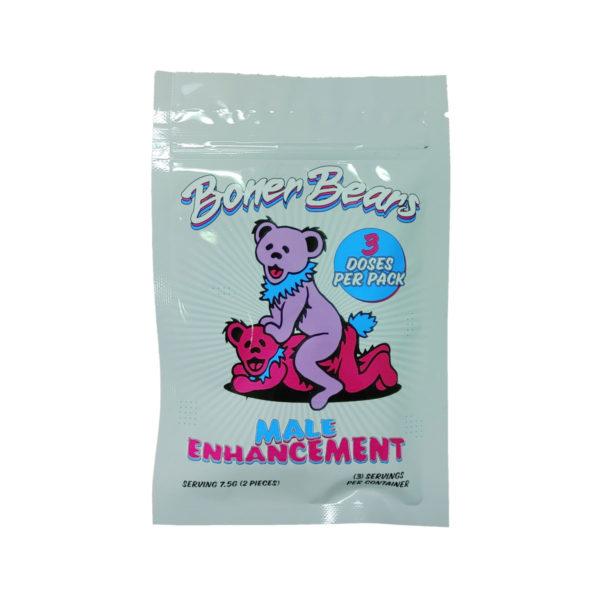Boner Bears Male Enhancement Gummies 6 Count